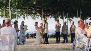 Napua Restaurant Wedding