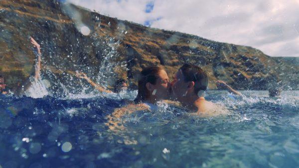 Hawaiian adventure activities include snorkeling in Kealakekua Bay in warm water